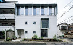 15「箱の家159」難波和彦+界工作舎