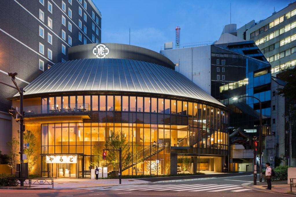 新建築 2018年11月号 渋谷ストリーム Shibuya Stream