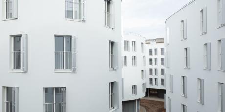 マレシャル・フャイヨール通りのアパートメント