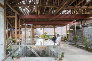 03 「6つの小さな離れの家」武田清明建築設計事務所