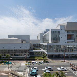 長野市第一庁舎・長野市芸術館