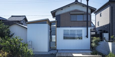 16「須越の架構」403architecture [dajiba] +滋賀県立大学川井操研究室