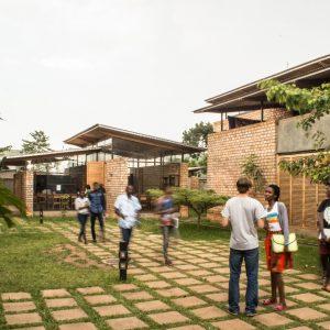 AU dormitory 1st phase