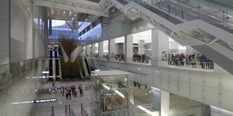 台北駅地区再開発計画・桃園空港線 台北駅(A1駅)