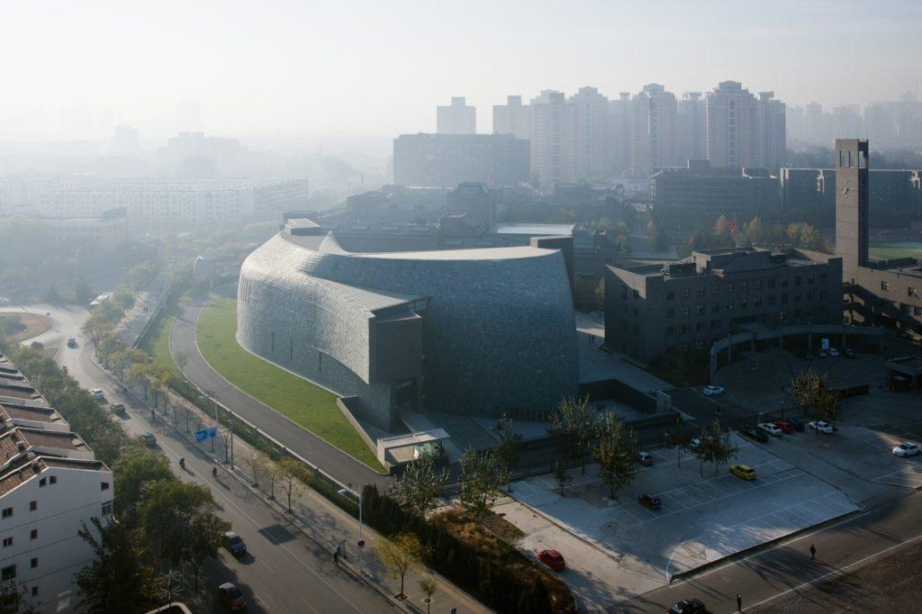 新建築 2009年1月号 上海環球金融中心