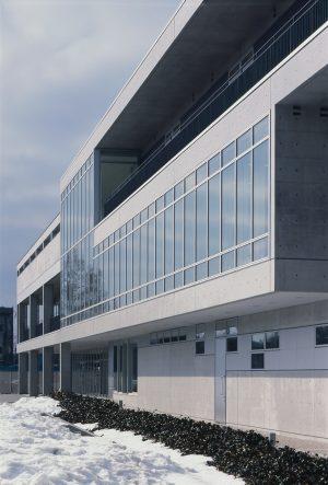 長岡市立東中学校