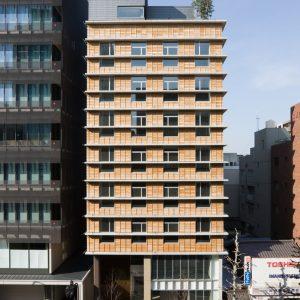 四条木製ビル/第15長谷ビル