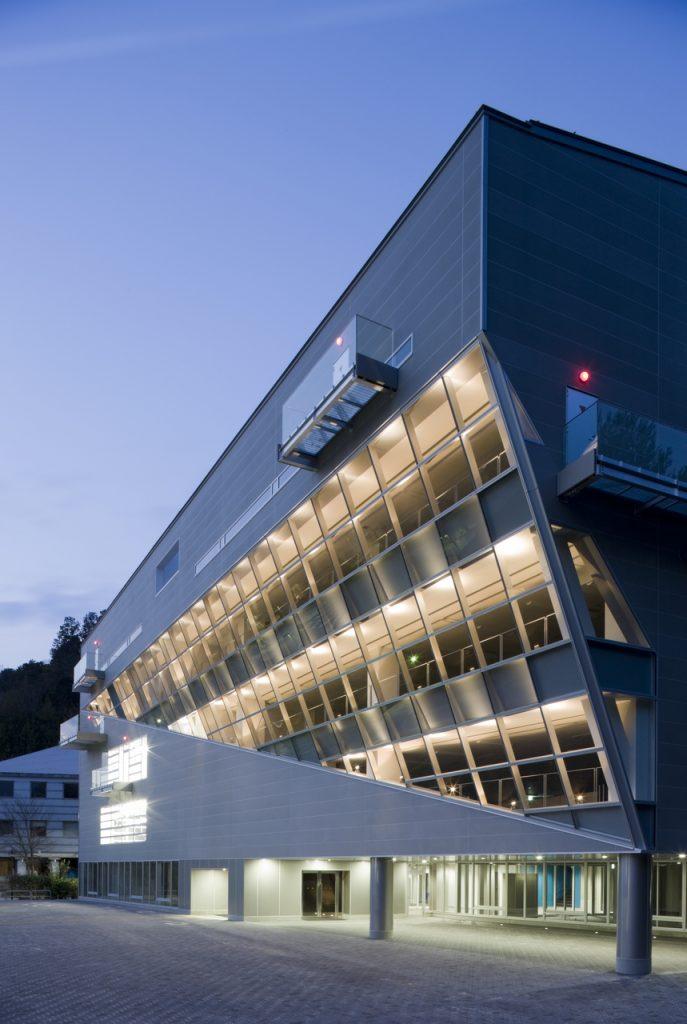新建築 2009年4月号 長野県稲荷山養護学校