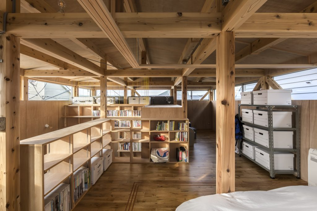 住宅特集 2019年4月号 木造の思考── 木をしなやかに使う住まい Wood Architecture