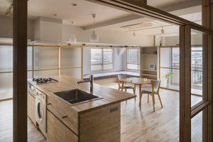 東松山の住宅 - 設計: 藤田雄介 / Camp Design 施工: 山崎工務店