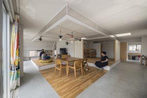 太子堂の住宅 - 設計: 藤田雄介 / Camp Design施工 Cuestudio / バレッグス