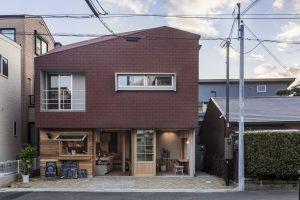 諏訪森町中の家Ⅱ