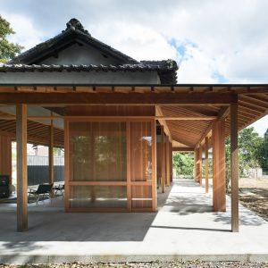 上富井の住宅