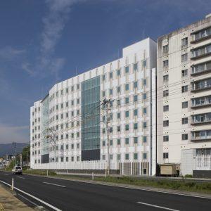 会津中央病院 新棟
