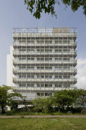 横浜国立大学自然科学系総合研究棟Ⅱ(建築学棟)改修