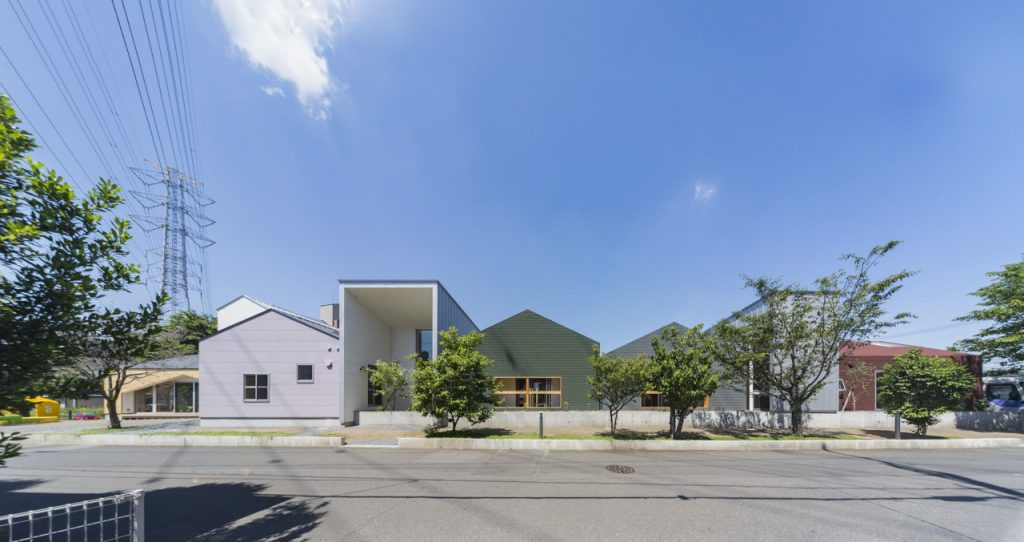新建築 2017年7月号 あさひ幼稚園 第二期 Port Community Center