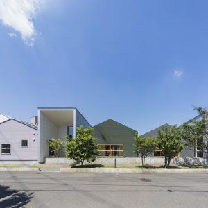 すみれ乳児院 - 設計: アトリエ慶野正司 施工: 板橋組