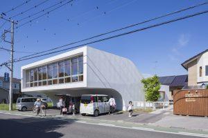 すみれチャイルド - 設計: アトリエ慶野正司 施工: 板橋組