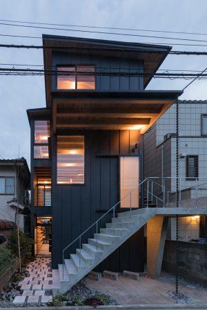 THREE-FAMILY HOUSE
