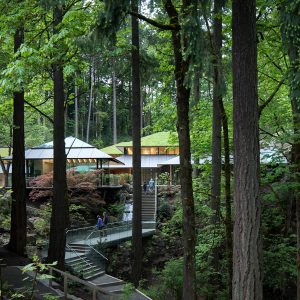 ポートランド日本庭園 カルチュラル・ヴィレッジ