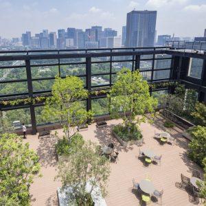 日比谷パークフロント - 設計: KAJIMA DESIGN (基本設計・実施設計) 施工: 鹿島建設