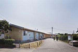熊本県御船町仮設住宅