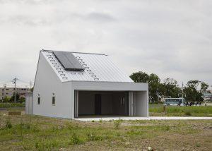 再生可能エネルギー環境試験建屋 (REハウス) - 設計: 東京大学生産技術研究所 今井研究室 大岡龍三・日野俊之 施工: ポラテック