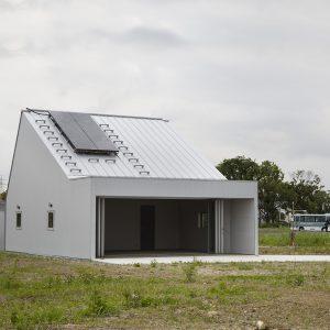 再生可能エネルギー環境試験建屋 (REハウス)