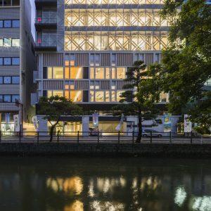 高知県自治会館新庁舎