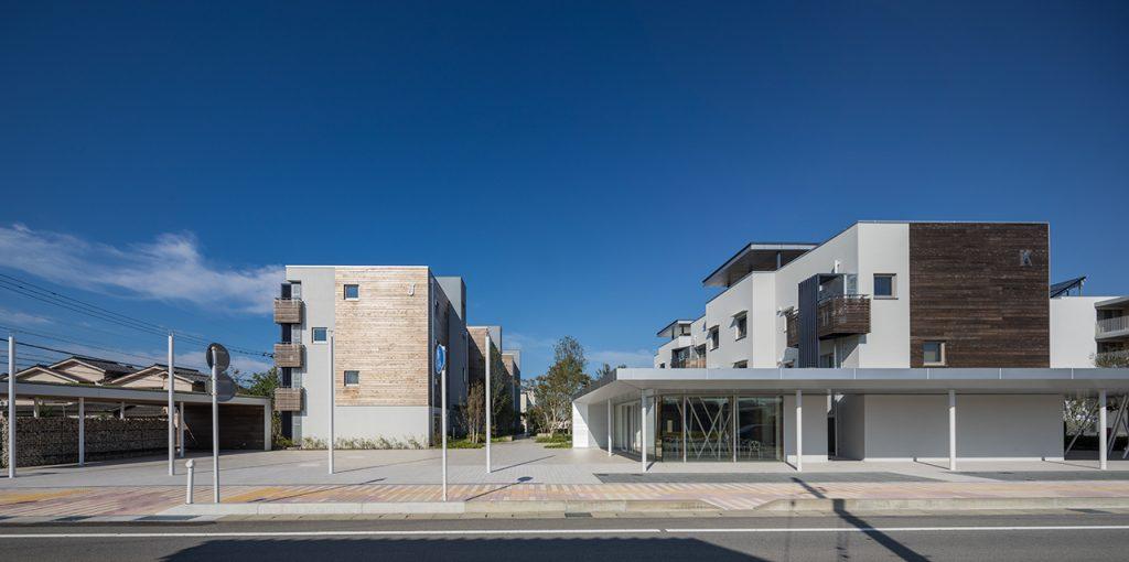 新建築 2018年2月号 新建築社 北大路ハウス Collective Housing