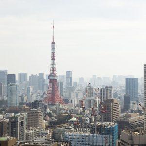 東京タワー平成の大改修