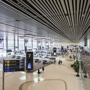 チャンギ空港 第4ターミナルビル