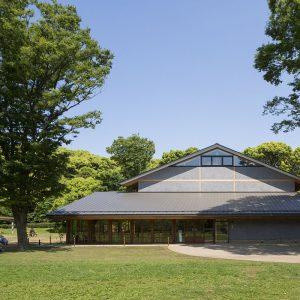 まちのこども園 代々木公園 - 設計: ブルースタジオ 施工: 大和工務店