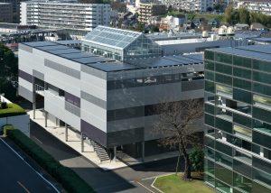 大成建設技術センター次世代研究開発棟
