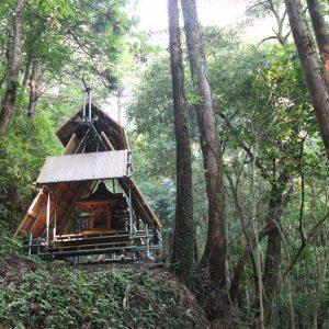 分割造替 金峯神社 ̶里の拝殿 森の本殿 遥かなる聖山─