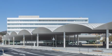 日立市新庁舎