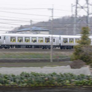 """西武鉄道 新型特急車両001系 """"Laview"""""""