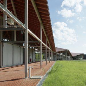 菊鹿ワイナリー山鹿市6次産業化・観光連携推進施設 AIRA RIDGE