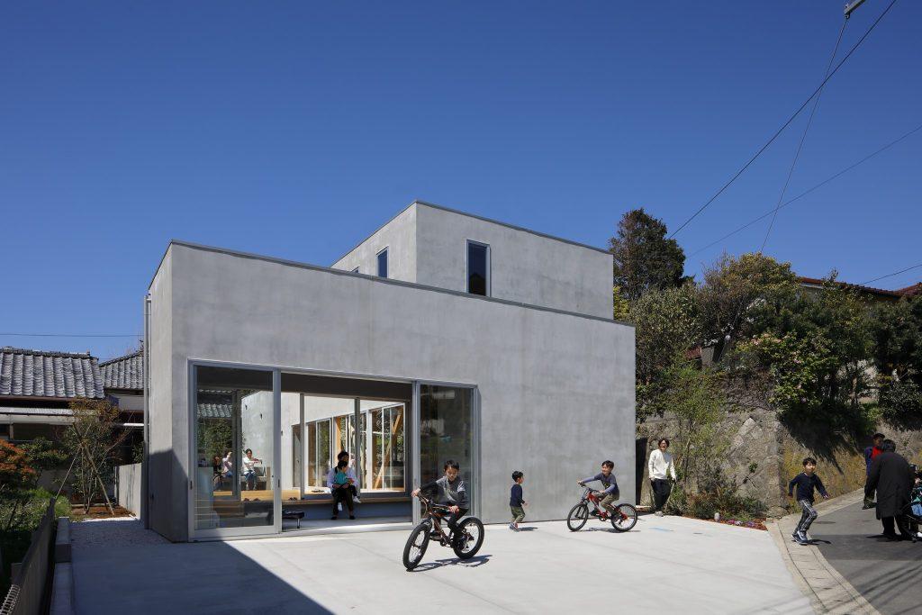 住宅特集 2019年6月号 土間・テラス── 関わりをつくる住まいのあり方 Earth, Floor, & Terrace