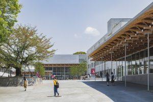 大分県立芸術文化短期大学キャンパス再整備(第一期)