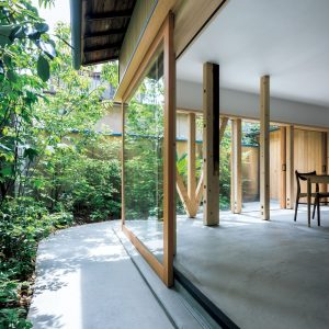 05「下鴨の家」森田一弥建築設計事務所