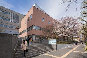 津田塾大学千駄ヶ谷キャンパス アリス・メイベル・ベーコン記念館