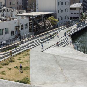 木津川遊歩空間整備事業  「トコトコダンダン」