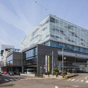 新発田市新庁舎