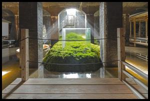 Cisternerne Pavilion「the Water」
