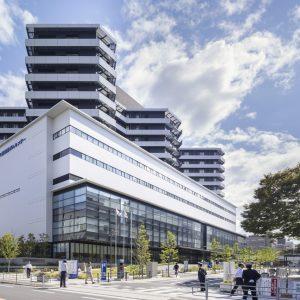 大阪府立病院機構 大阪国際がんセンター