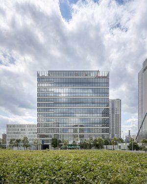 資生堂グローバルイノベーションセンター(S/PARK)