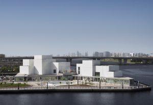 Jameel Arts Centre/Jaddaf Waterfront Sculpture Park