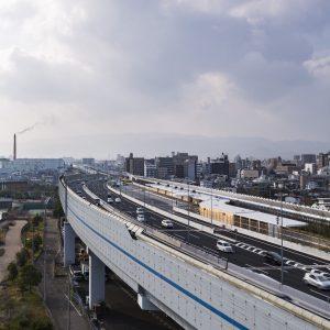 尼崎パーキングエリア