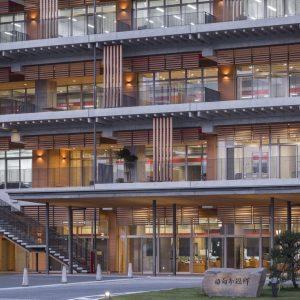 日向市庁舎